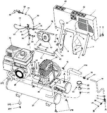 coleman ct5590816 02 air compressor parts repair kits breakdowns rh ppe air compressors com Coleman Black Max Air Compressor Parts Pressure Switch Points Coleman Black Max Air Compressor Parts