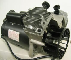 OIL FREE PUMP AND MOTOR ASSEMBLY (SKU: Z-AC-0102)